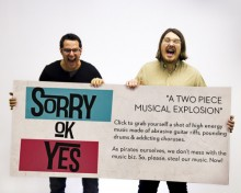 SORRY OK YES