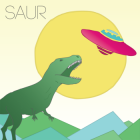 SAUR – SAUR artwork