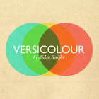 Aidan Knight – Versicolour artwork