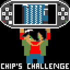 Chip's Challenge – Halfbit Hero artwork