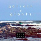 Goliath And The Giants – Done Deed artwork