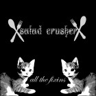 XsaladcrusherX – All The Fixins' artwork