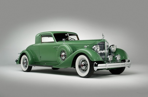 1934 Packard   Dietrich Twelve Coupe