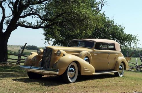 1935 Cadillac V16 Imperial