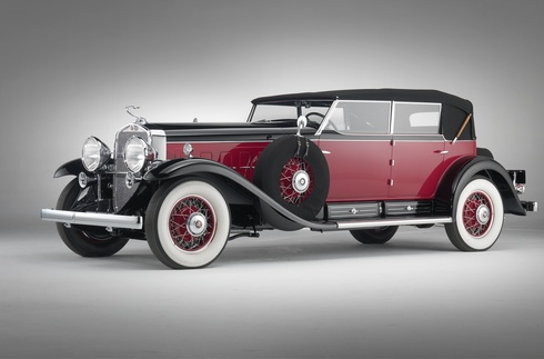 1930 Cadillac V16 Phaeton - Murphy Body