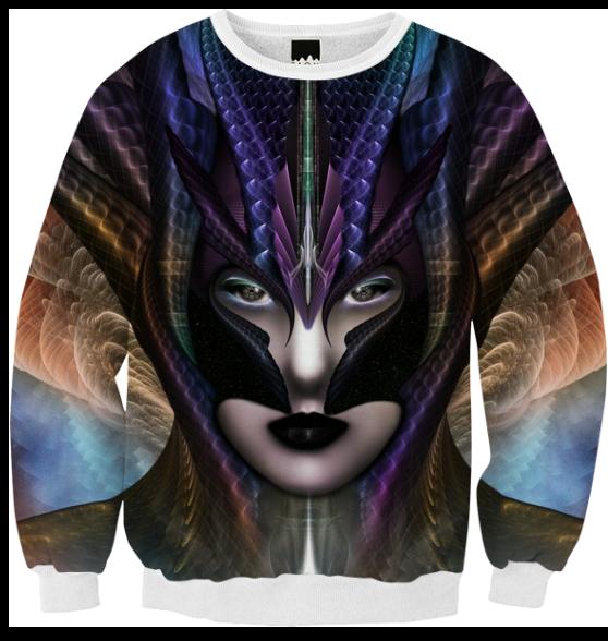 Taidushan Sai Spirit Of Power Zm Ribbed Sweatshirt