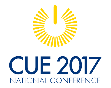 Cue 2017, 3,000+ delegates, two speaking slots and stand.