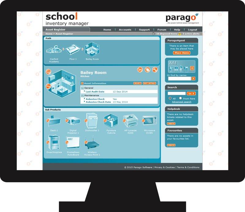 School Mgr in desktop