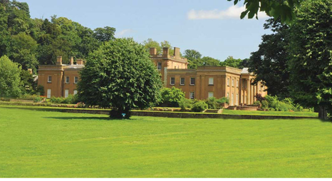 Dudley Business Manager Meeting - Presentation at Himley Hall