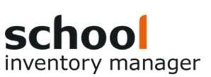 School Inventory Manager Logo