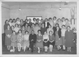 Church Group31 - Young Wives 1960-01