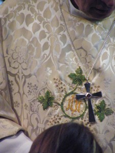 The pectoral cross