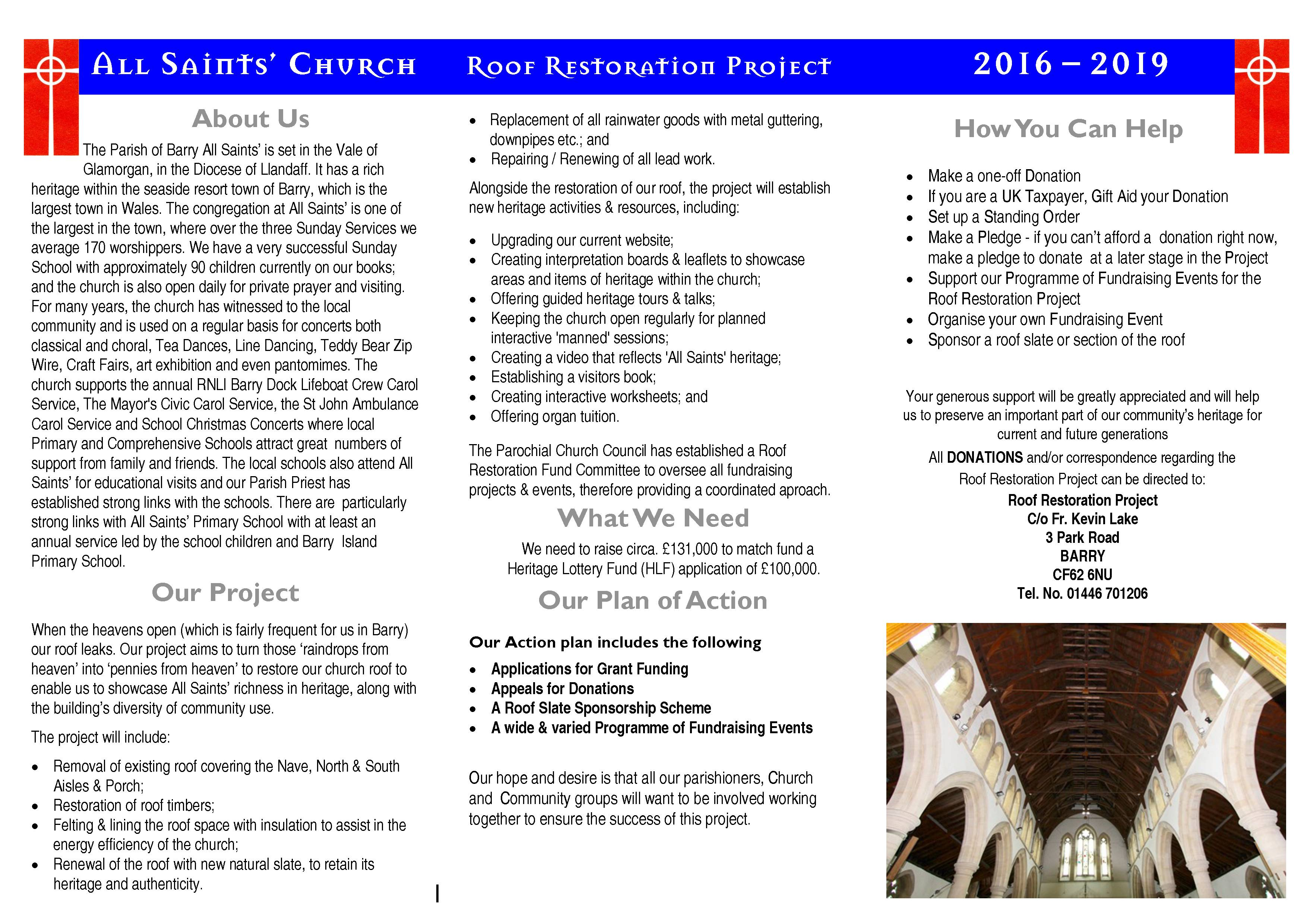 Roof fund page 2