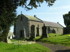 1. llanddeusant church sw aspect