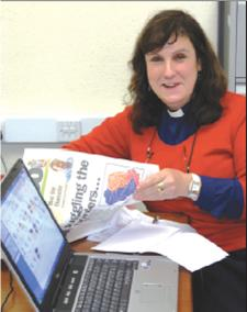Rev Caroline Downs