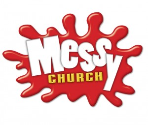 Official Messy Church logo - white background - 720 pixels wide - 72dpi