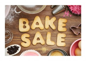 Big Bake sale