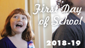 Event: First Day of School