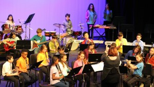 Event: Lower School and Middle School Spring Instrumental Concert