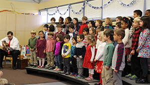 Event: Kindergarten Holiday Program