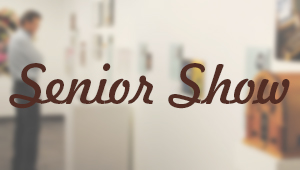 Event: Senior Show Reception