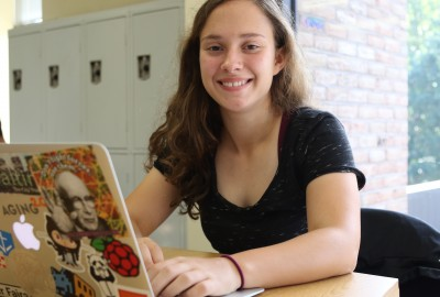 Featured News: Sophomore Bella Palumbi Nominated for Technologist of the Year by Technical.ly Baltimore