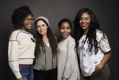 Featured News: Amanda Lipitz '98 Wins 2017 Sundance Film Festival Award for STEP