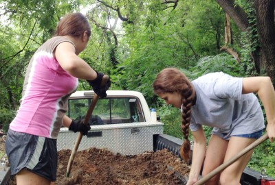 News: Summer Civic Engagement Corps Program Explores Food Insecurity & Urban Farming