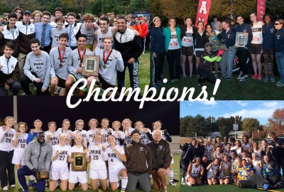 Featured News: Park Fields Four Varsity Championship Teams in Fall 2016