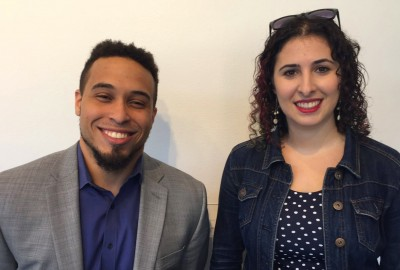News: Park Welcomes Rose Berns-Zieve '11 and Yohance Allette '05 as 2017 Millhauser Fellows