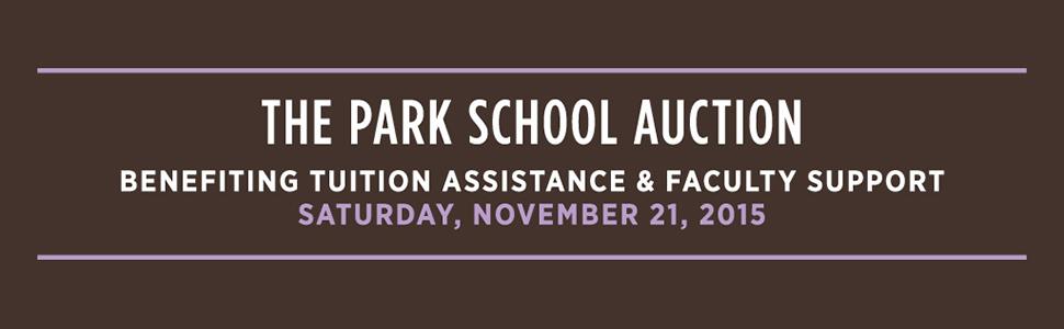 The Park School Auction