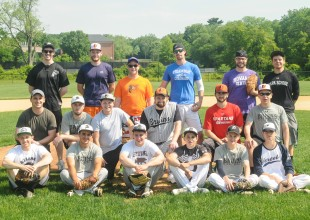 Photo: 2015 Alumni Baseball