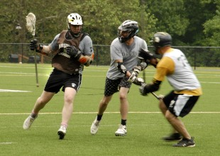 Photo: Alumni Men's Lacrosse