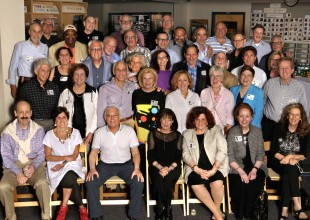 Photo: 1967's 50th Reunion Class Portrait