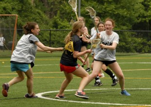 Photo: Alumnae Women's Lacrosse