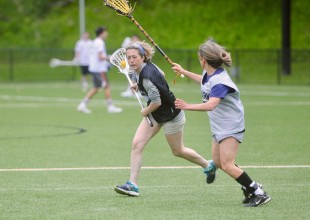 Photo: Women's Alumnae Lacrosse
