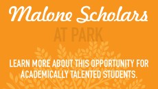 Image: The Malone Scholars Program