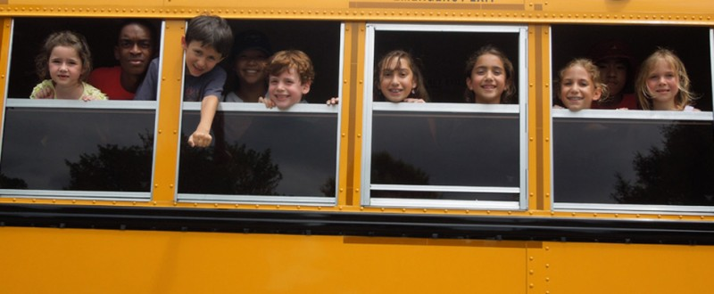 Park Camps Bus