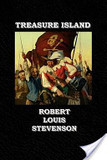 Robert Louis Stevenson's Treasure Island's poster (Robert Louis Stevenson)