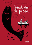 Portada de Paul Goes Fishing (Michel Rabagliati)