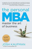 The Personal MBA's poster (Josh Kaufman)