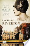 Portada de La casa de Riverton (Kate Morton)