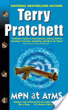Portada de Men at Arms (Terry Pratchett)