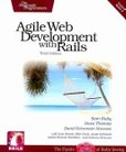 Agile Web Development with Rails 3rd Edition's poster (Sam RubyDave ThomasDavid Heinemeier Hansson)
