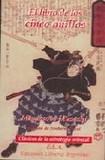 Portada de El libro de los cinco anillos (Miyamoto Musashi)