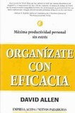 Organzate con eficacia's poster (David Allen)