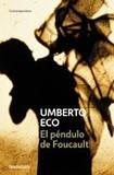 Portada de El pendulo de foucault (Umberto Eco)