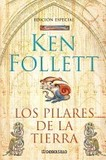 The pillars of the earth's poster (Ken Follett)