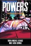 Portada de Powers (Brian Michael BendisMichael Avon Oeming)