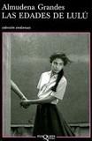 Las edades de Lulú's poster (Almudena Grandes)